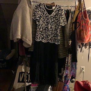 Adrianna Pappel evening dress